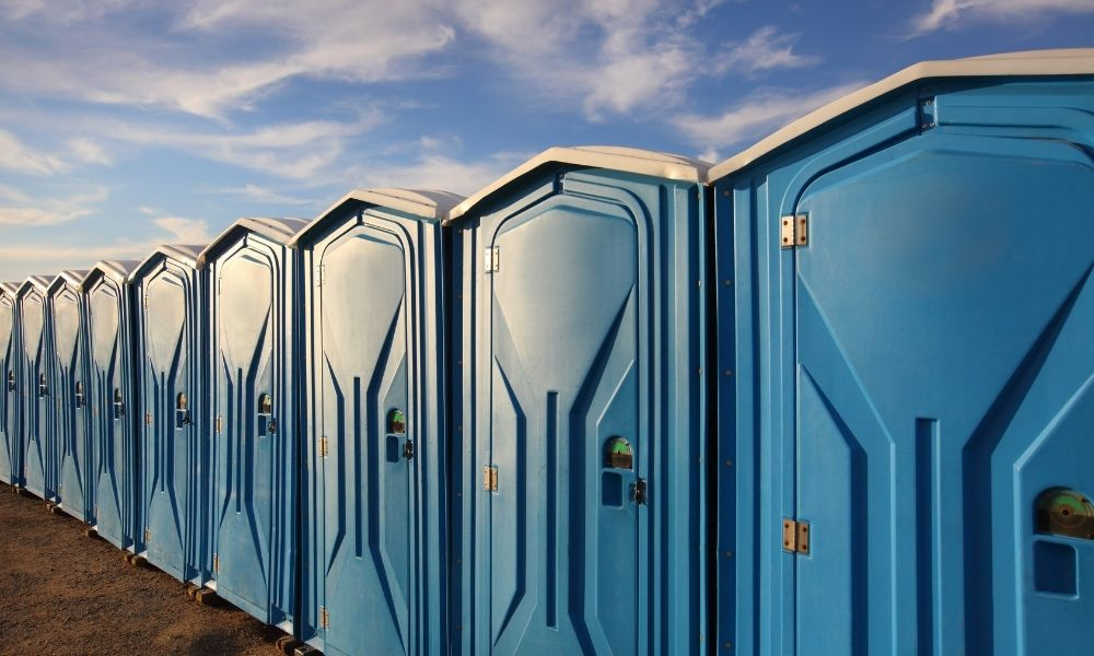 What To Avoid When Renting a Portable Toilet