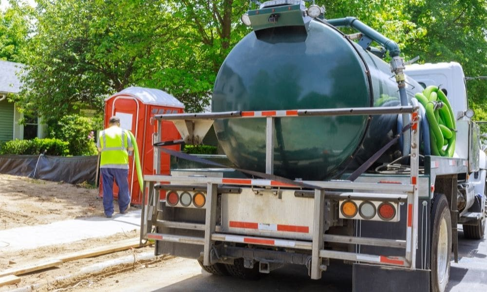 When Do You Need Holding Tanks for Portable Restrooms?