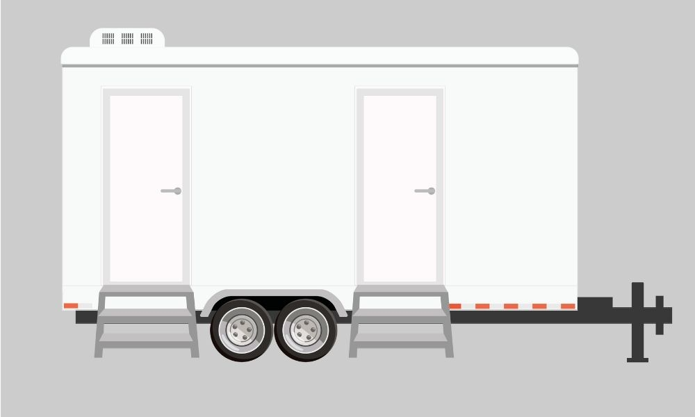 The Benefits of Portable Restroom Trailers