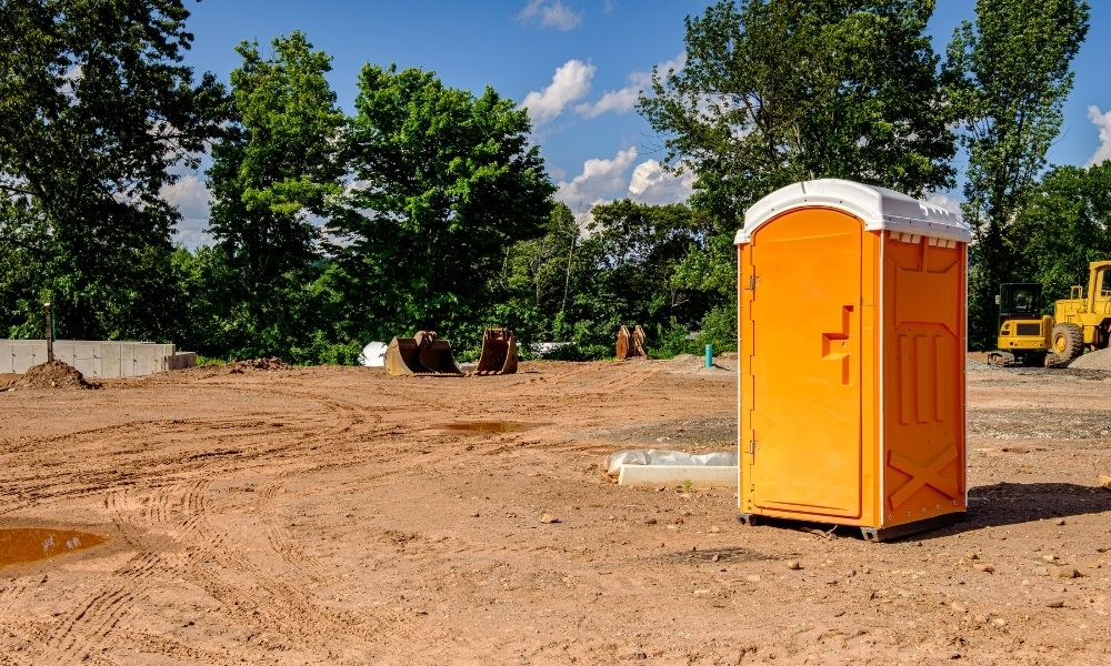 Why You Need Porta-Potties at Your Construction Site