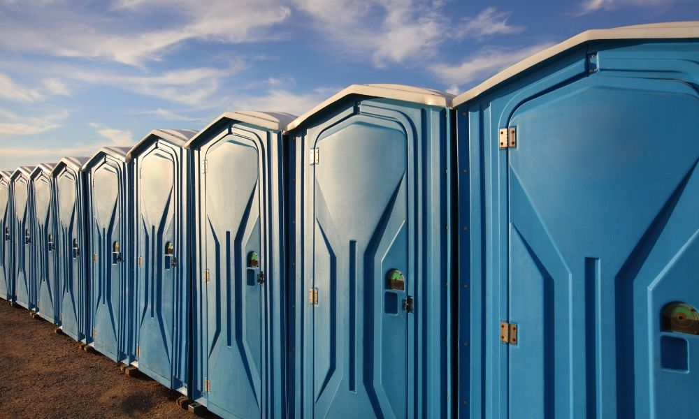 Why Parks Departments Choose Portable Toilet Rentals